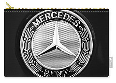 Mercedes-benz 6.3 Gullwing Emblem Carry-all Pouch