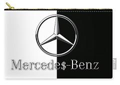 Mercedes-benz Logo Carry-all Pouch