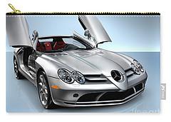 Mercedes Benz Slr Mclaren Carry-all Pouch