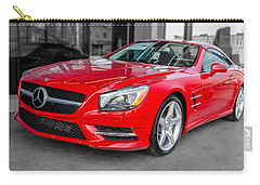 Mercedes Sl550   7d01718 Carry-all Pouch