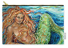 Mermaid Sleep New Carry-all Pouch