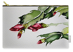 Merry Christmas Cactus 2013 Carry-all Pouch