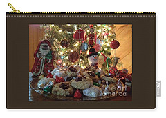 Carry-all Pouch featuring the photograph Merry Christmas by Laurie L