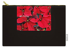 Merry Christmas And Hapy New Year  Carry-all Pouch by Marija Djedovic