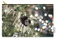 Merry Xmas Shutterbugs Carry-all Pouch