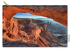 Mesa Arch Frame Carry-all Pouch