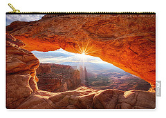 Mesa's Sunrise Carry-all Pouch
