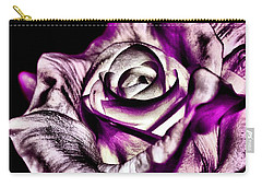 Mesmerizing Rose Carry-all Pouch