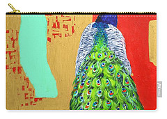 Messages Carry-all Pouch by Ana Maria Edulescu