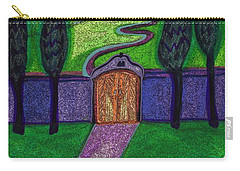 Metaphor Door By Jrr Carry-all Pouch by First Star Art