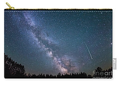 Meteor Milky Way  Carry-all Pouch by Michael Ver Sprill
