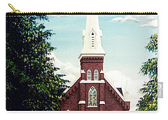 Methodist Church Carry-all Pouch
