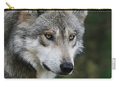 Mexican Wolf #4 Carry-all Pouch