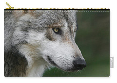 Mexican Wolf #5 Carry-all Pouch