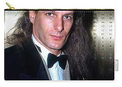 Michael Bolton 1990 Carry-all Pouch by Ed Weidman