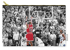 Michael Jordan Buzzer Beater Carry-all Pouch