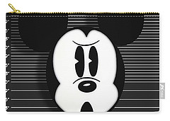 Mickey Mouse Disney Mug Shot Carry-all Pouch