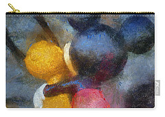 Mickey Mouse Photo Art Carry-all Pouch