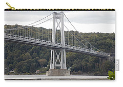 Mid Hudson Bridge Carry-all Pouch