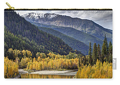 Middle Fork Brillance  Carry-all Pouch