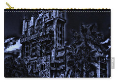 Midnight At The Tower Of Terror Carry-all Pouch