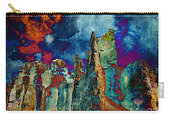Midnight Fires Carry-all Pouch