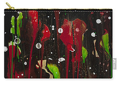 Midnight Garden Carry-all Pouch by Carolyn Repka