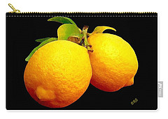 Midnight Lemons Carry-all Pouch