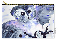 Midnight Owl Carry-all Pouch