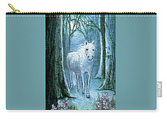 Carry-all Pouch featuring the painting Midsummer Dream by Terry Webb Harshman
