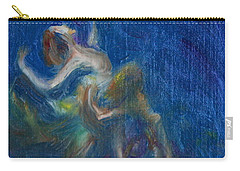 Midsummer Nights Dream Carry-all Pouch by Quin Sweetman