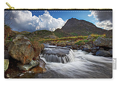 Mighty Tryfan  Carry-all Pouch by Beverly Cash