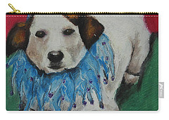Mikey Carry-all Pouch by Jeanne Fischer