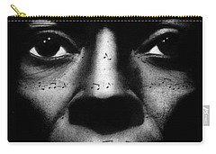 Miles Davis Tutu Carry-all Pouch