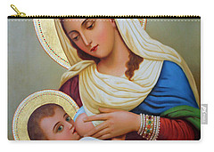 Milk Grotto Artwork Carry-all Pouch