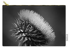 Milk Thistle Bw Carry-all Pouch