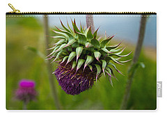 Milk Thistle Carry-all Pouch