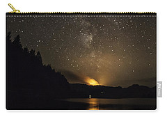 Milky Way At Crafnant Carry-all Pouch by Beverly Cash