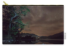 Milky Way At Gwenant Carry-all Pouch by Beverly Cash