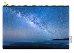 Milky Way Suspended Above Mauna Loa 1 Carry-all Pouch