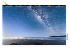 Milky Way Suspended Above Mauna Loa 2 Carry-all Pouch