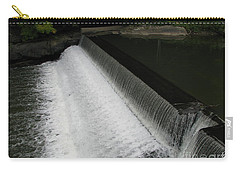 Mill On The River Carry-all Pouch