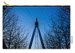 Millennium Eye London At Twilight Carry-all Pouch