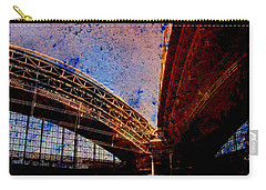 Miller Park 2 W Paint Carry-all Pouch