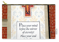 Mind And Soul Carry-all Pouch