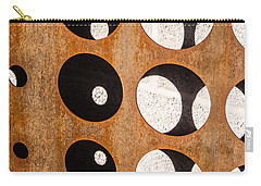 Carry-all Pouch featuring the photograph Mind - Contemplation by Steven Milner