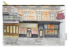 Minetta Tavern  Greenwich Village Carry-all Pouch