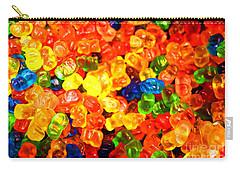 Mini Gummy Bears Carry-all Pouch