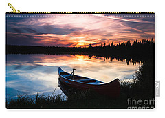 Minnesota Sunset Carry-all Pouch