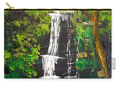 Minnumurra Falls Carry-all Pouch